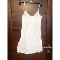 Итальянская сорочка, чехол под платье из тончайшего 100 % хлопка на 40-42 размер.