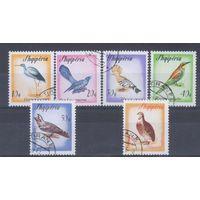 [158] Албания 1965. Фауна.Птицы. Гашеная серия.