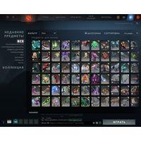 Продажа аккаунта Steam Dota 2