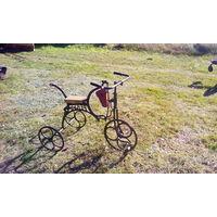 Велосипед для интерьера