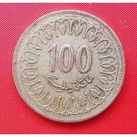 59-35 Тунис, 100 миллимов 2011 г.
