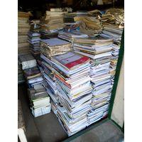 Продам около двух тонн книг и журналов