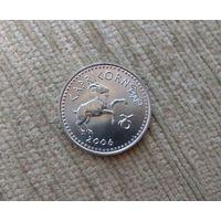 Сомалиленд 10 шиллингов 2006 Козерог