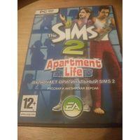 """Компьютерная игра """"Sims 2"""""""