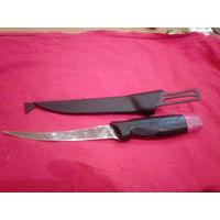 Нож рыбацкий,СССР,непотопляйка