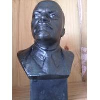 Бюст Ленин силумин Геворкян в отличном состоянии 40 рублей