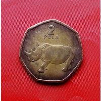 88-08 Ботсвана, 2 пулы 2004 г.