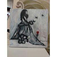 Картина Монахиня