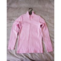 Кофточка детский гольфик легкий розовый