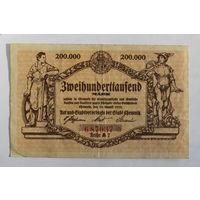 Германия (Chemnik), 200 000 марок 1923 год.