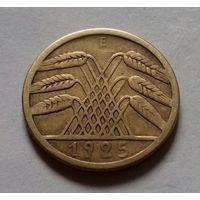 5 пфеннигов, Германия 1925 E