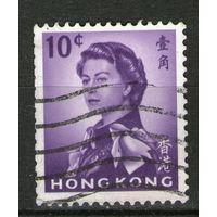 Гонг Конг. Михель- 197-х. Гашеная.