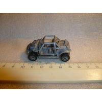 Модель авто MINI COOPER. Mattel-HotWheels. масштаб 1:59-60.