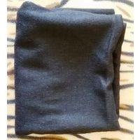 Ткань-утеплитель черная  из СССР, утеплитель на пальто