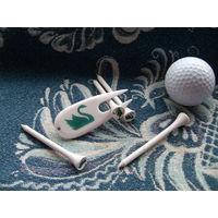 Набор для игры в гольф.