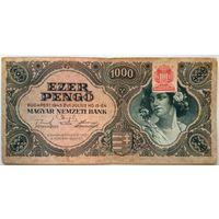 Венгрия 1000 пенго 1945 F
