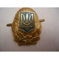 Кокарда Украины.