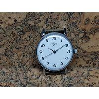 Часы Луч,механизм позолота,состояние,тонкие.Старт с рубля.