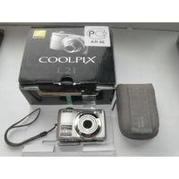 Фотоаппарат цифровой никон