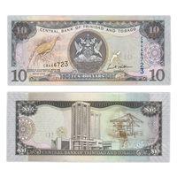 Тринидад и Тобаго. 10 долларов 2006. [UNC]