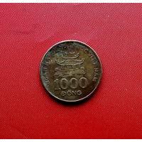 99-27 Вьетнам, 1000 донг 2003 г.