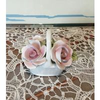 Статуэтка Розы Костяной фарфор Англия 60-е