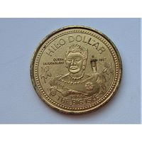 Гавайские острова 1 доллар