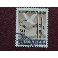 Турция 1947г. Голубь