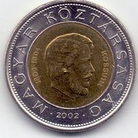 Венгрия, 100 форинтов 2002 года. Лайош Кошут.