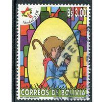 Боливия. Рождество 2004