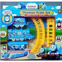 Томас поезд игрушка на батарейках