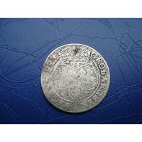 6 грошей (шостак) 1664 (2)