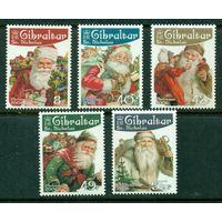 Гибралтар 2006 ** Рождество. Санта Клаус
