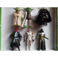 Фигурки Star Wars (Звёздные войны)