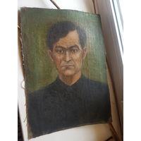 Портрет  работа Крохалев П.С