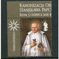 Польша. Станислав Папчиньский, католический святой, основатель конгрегации мариан