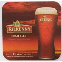 Подставка под пиво Kilkenny /Ирландия/