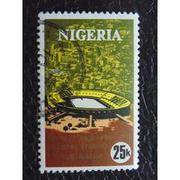 Нигерия 1973 г. Спорт.