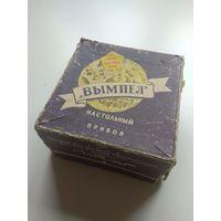 Коробка от настольного прибора. СССР. Космос. 1959