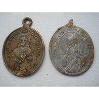 Медальоны 2 шт.