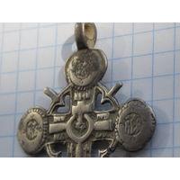 Крест . ( серебро )