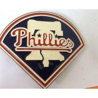 Пряжка винтажная Phillies