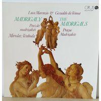 The Madrigals. Prague Madrigalists. Mint