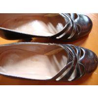 Туфли женские 50 годы