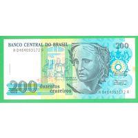 Бразилия 200 крузейро