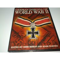 GERMAN INSIGNIA OF WORLD WAR 2 (Германская символика Второй Мировой Войны) Оригинал на английском языке.
