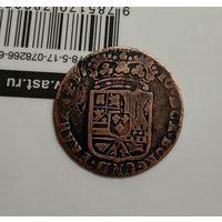 Лиард 1710 Испанские Нидерланды