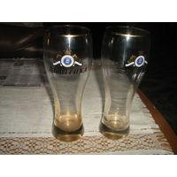 Пара бокалов под пиво