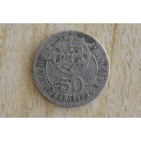 Сан Томе и Принсипи 50 сентаво 1929