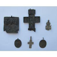 Крестики,медальоны,иконки,С РУБЛЯ